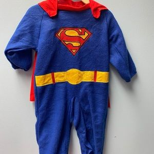 Baby Superman to the Rescue! Dress up Costume